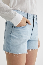 AG Hailey Cut-Off - Front cropped