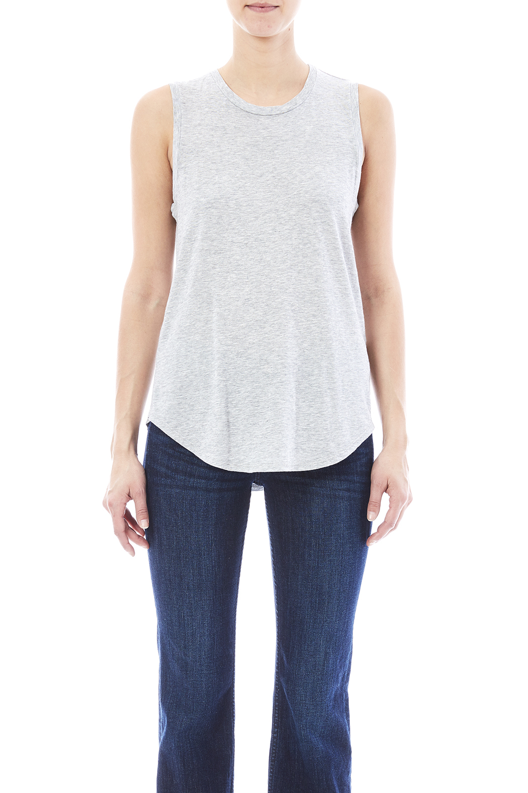 AG Muscle Tee - Side Cropped Image