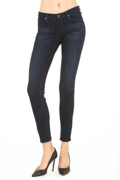 AG Adriano Goldschmied Dark Super Skinny Jeans - Alternate List Image