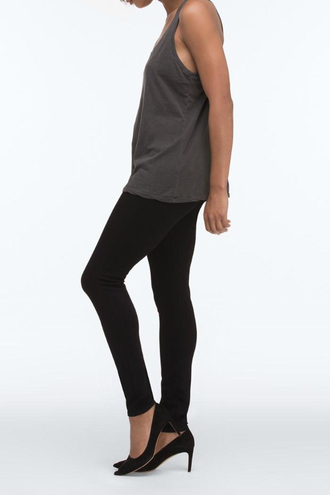 AG Adriano Goldschmied Farrah High Rise Skinny - Front Cropped Image