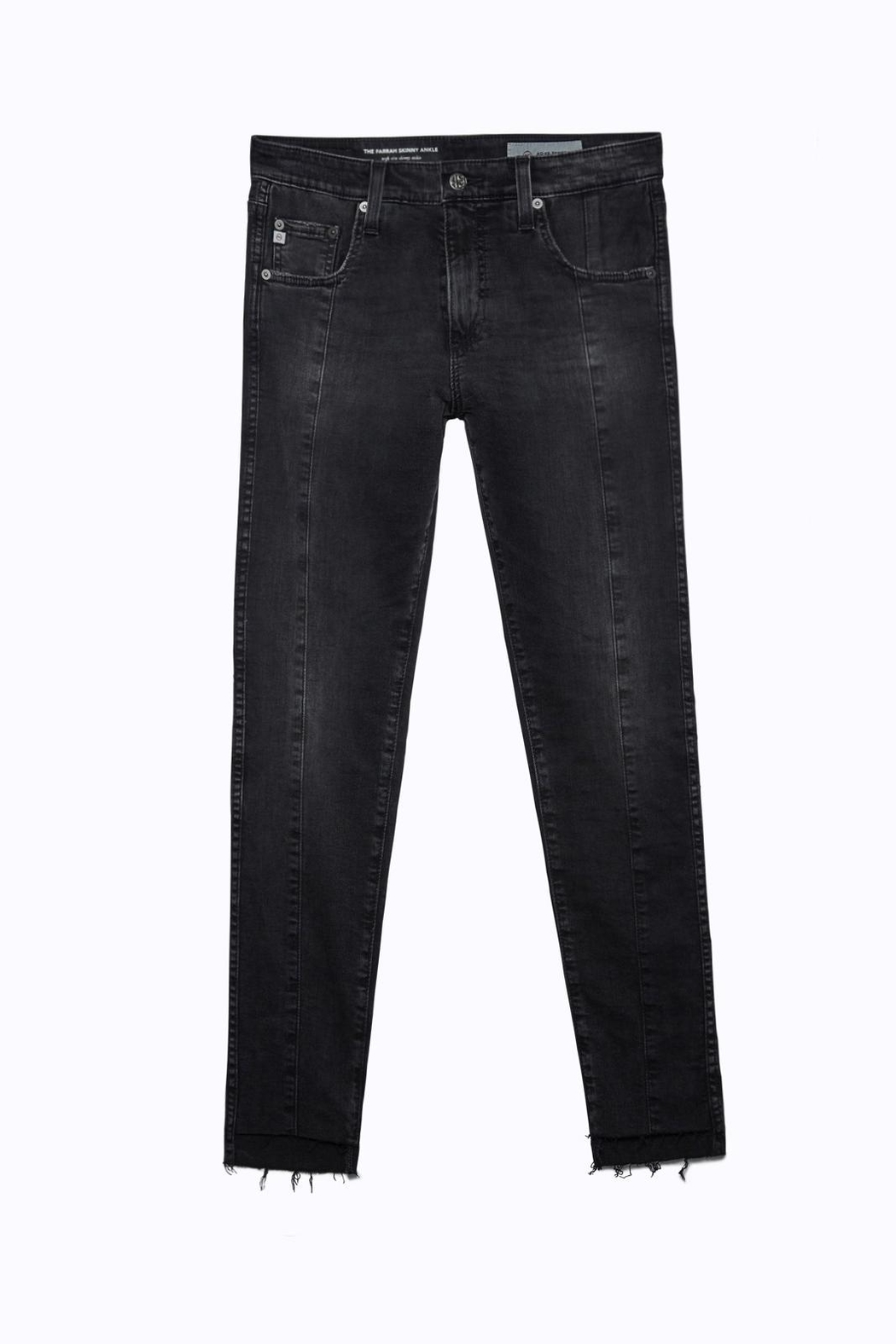AG Adriano Goldschmied Farrah Skinny Ankle Jeans - Main Image