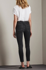 AG Adriano Goldschmied Farrah Skinny Ankle Jeans - Side cropped