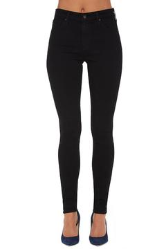 AG Adriano Goldschmied Highrise Black Jeans - Alternate List Image