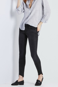 AG Adriano Goldschmied Legging Ankle Black - Product List Image