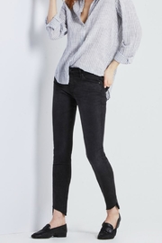 AG Adriano Goldschmied Legging Ankle Black - Product Mini Image