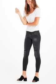 AG Adriano Goldschmied Legging Ankle Eroded - Front cropped