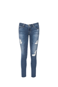 AG Adriano Goldschmied Legging Ankle Jeans - Product List Image