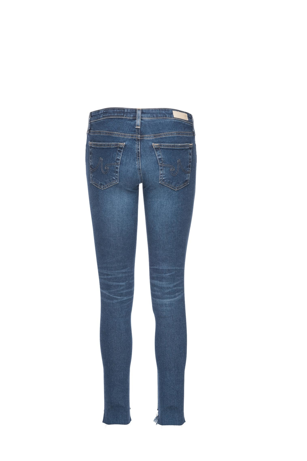 AG Adriano Goldschmied Legging Ankle Jeans - Front Full Image