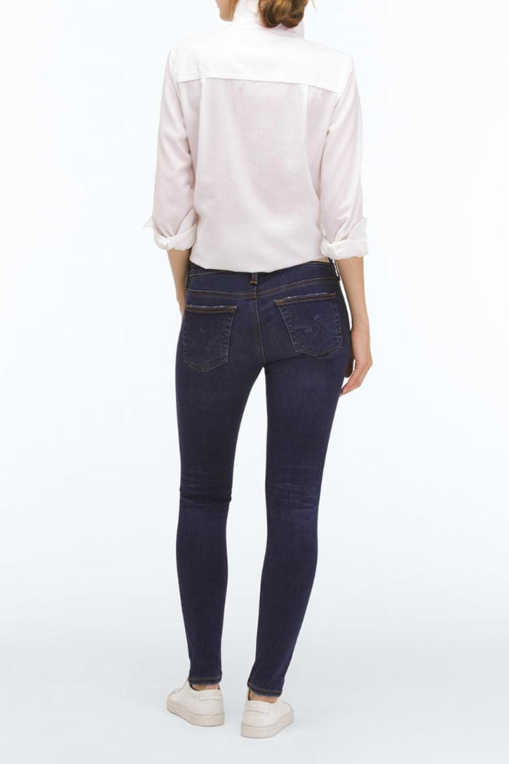 AG Adriano Goldschmied Legging Ankle Wanderlust - Side Cropped Image