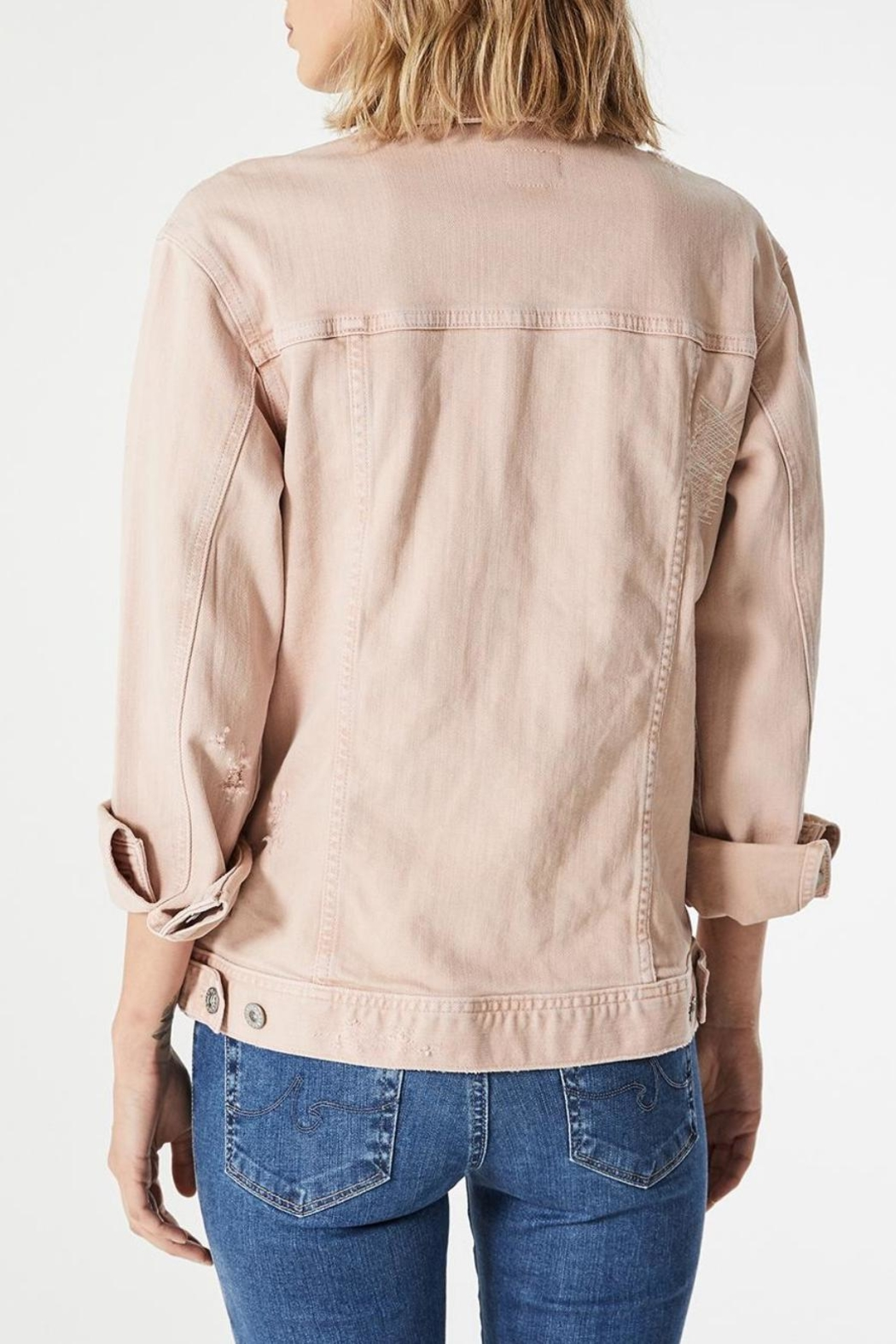 AG Adriano Goldschmied Nancy Jacket - Side Cropped Image