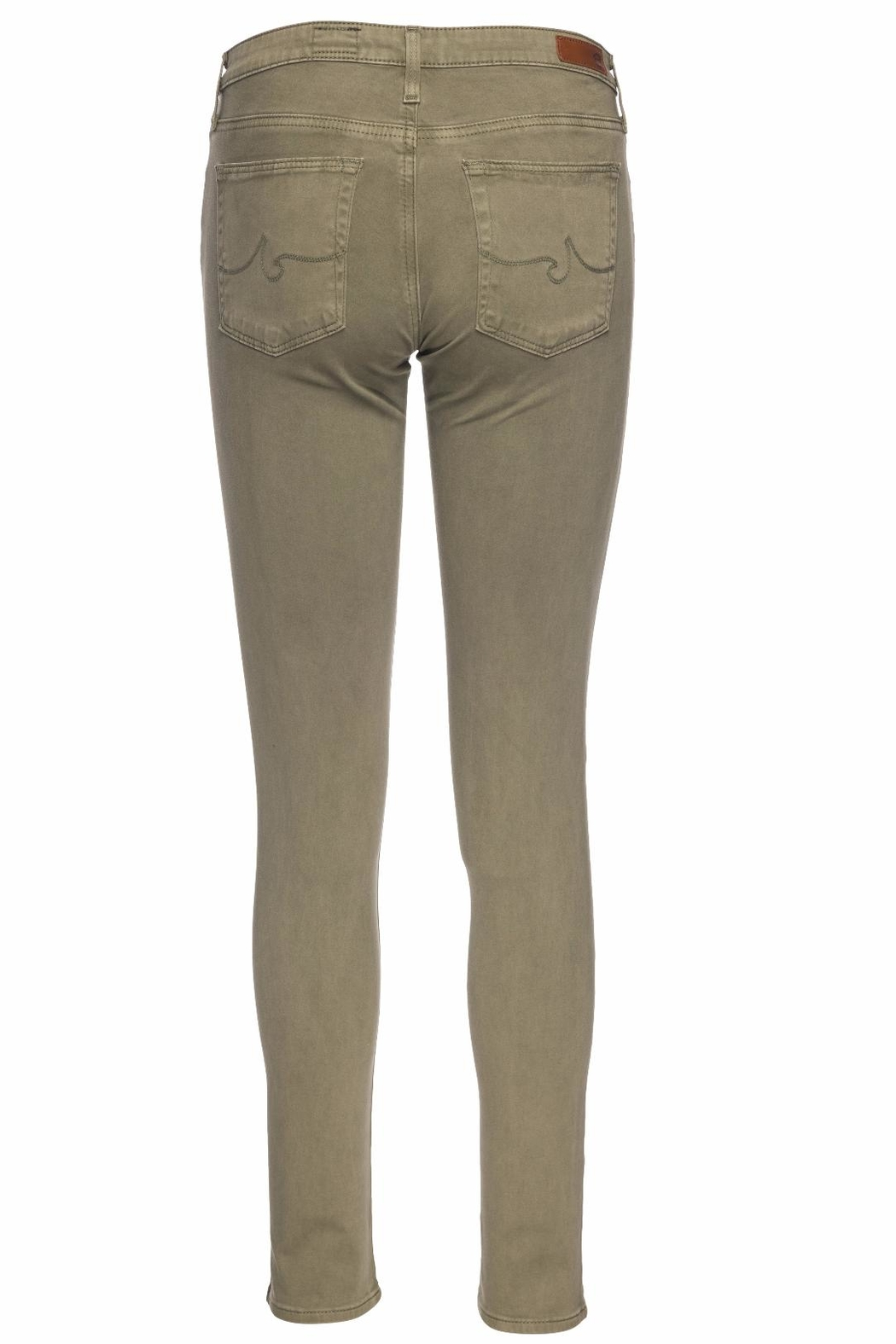 AG Adriano Goldschmied Prima Ankle Jean - Front Full Image