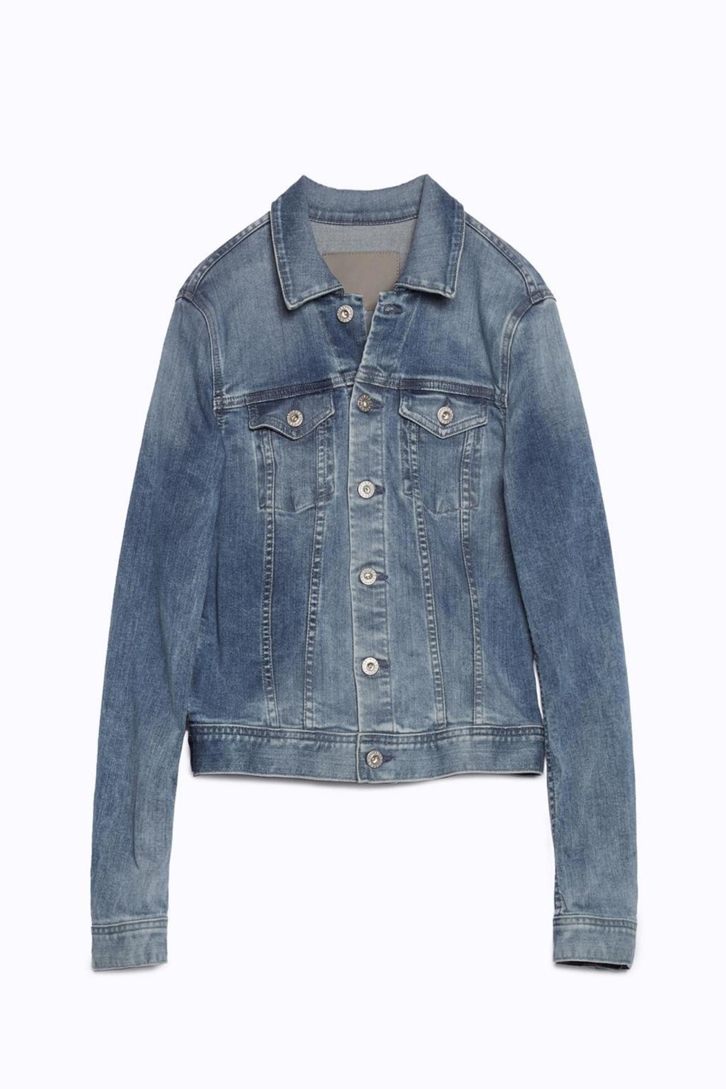 AG Adriano Goldschmied Robyn Jacket - Side Cropped Image