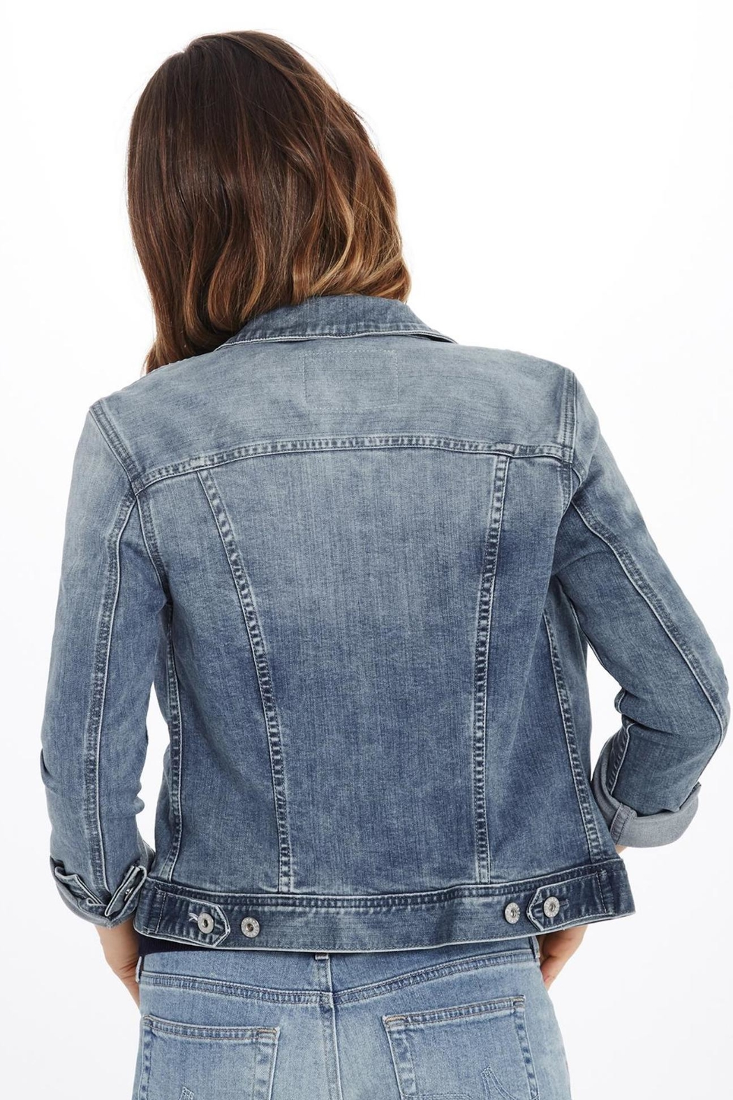 AG Adriano Goldschmied Robyn Jacket - Front Full Image