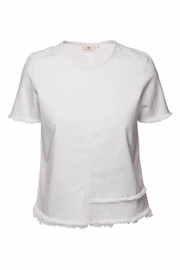 AG Adriano Goldschmied Tawny Raw Tee - Product Mini Image