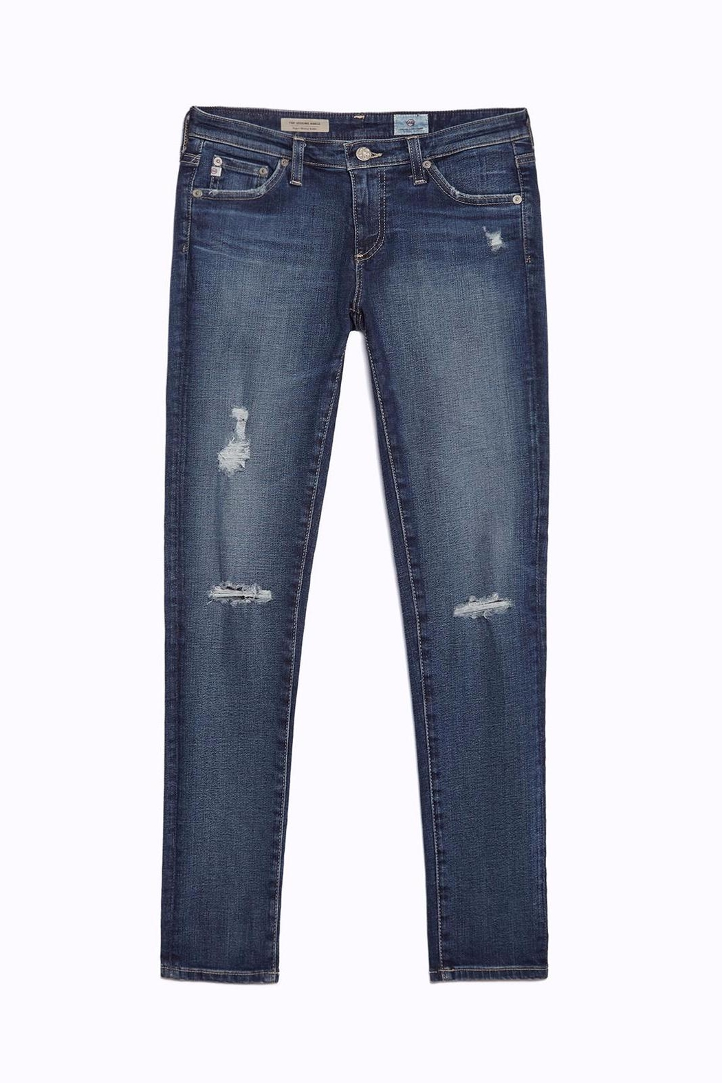 AG Jeans Ankle Skinny Jeans - Main Image