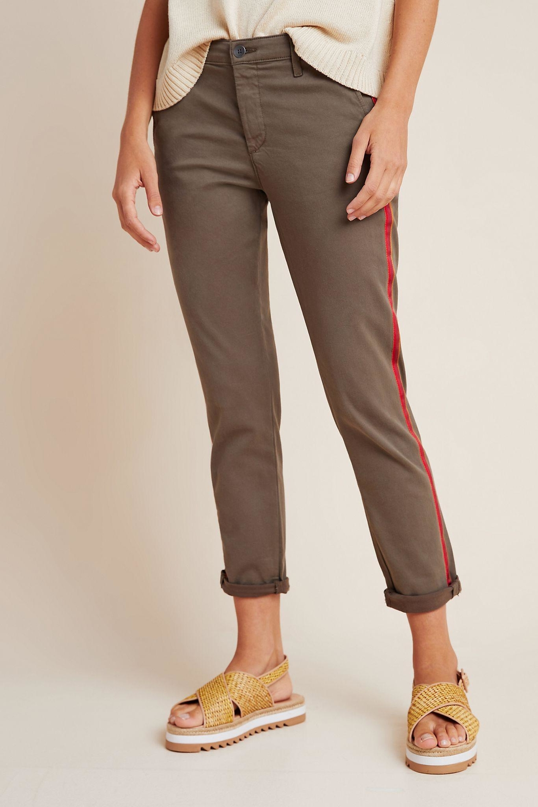 AG Jeans Caden Trouser - Front Cropped Image