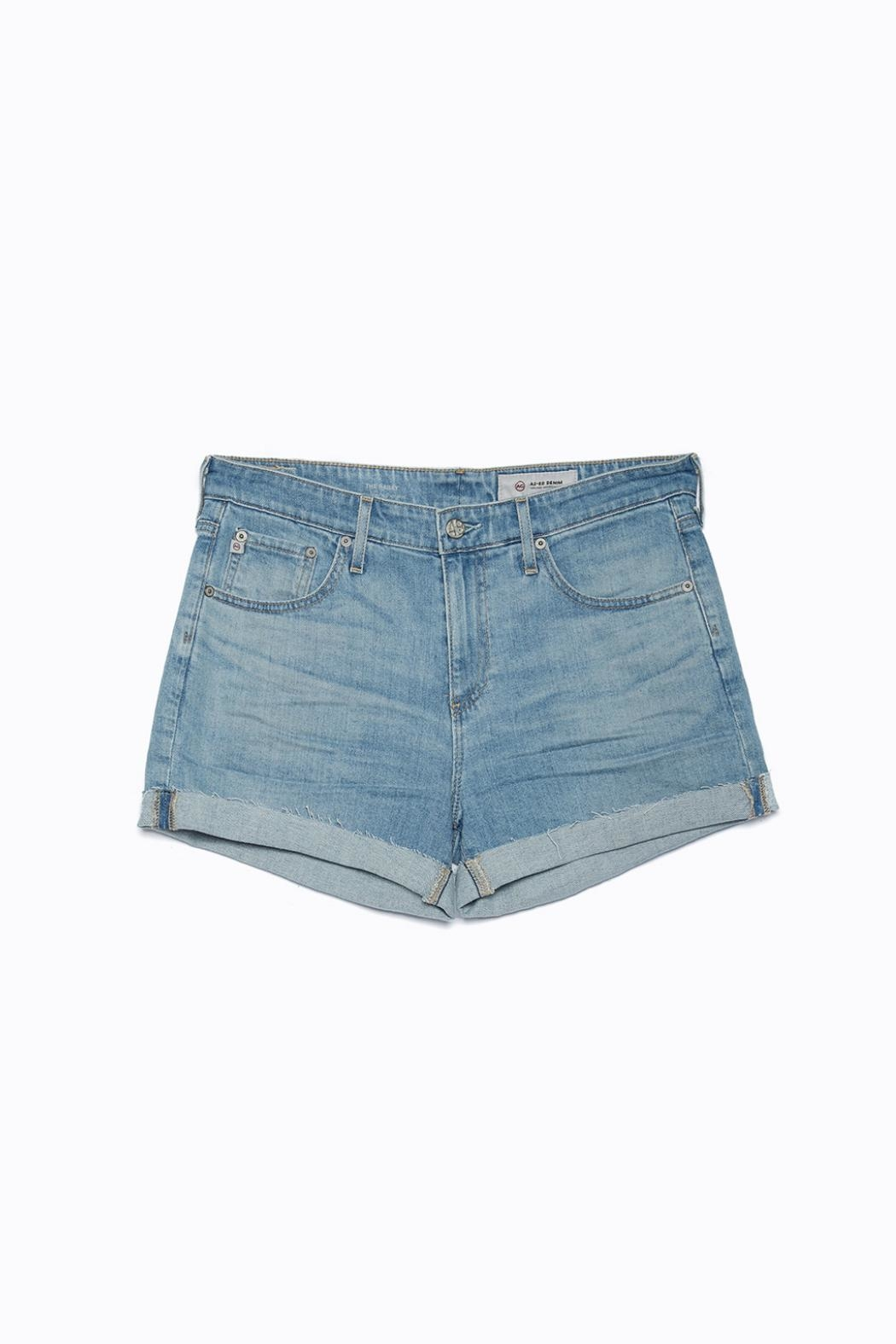 AG Jeans Hailey Short - Back Cropped Image