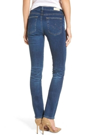 AG Jeans Harper Straight Blue-Portrait - Product Mini Image