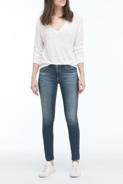 AG Jeans Light-Wash Ankle Skinny - Product List Image