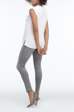 Shoptiques Product: Grey Ankle Skinny