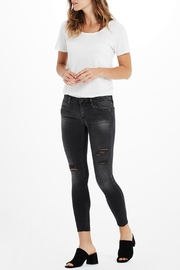 AG Jeans Legging Ankle Jeans - Front cropped