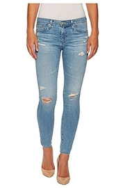 AG Jeans Lowrise Skinny Jean - Front cropped