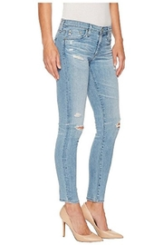 AG Jeans Lowrise Skinny Jean - Side cropped