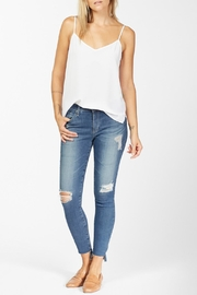 AG Jeans Middi Ankle Jeans - Product Mini Image