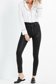 AG Jeans Mila Leatherette - Product Mini Image
