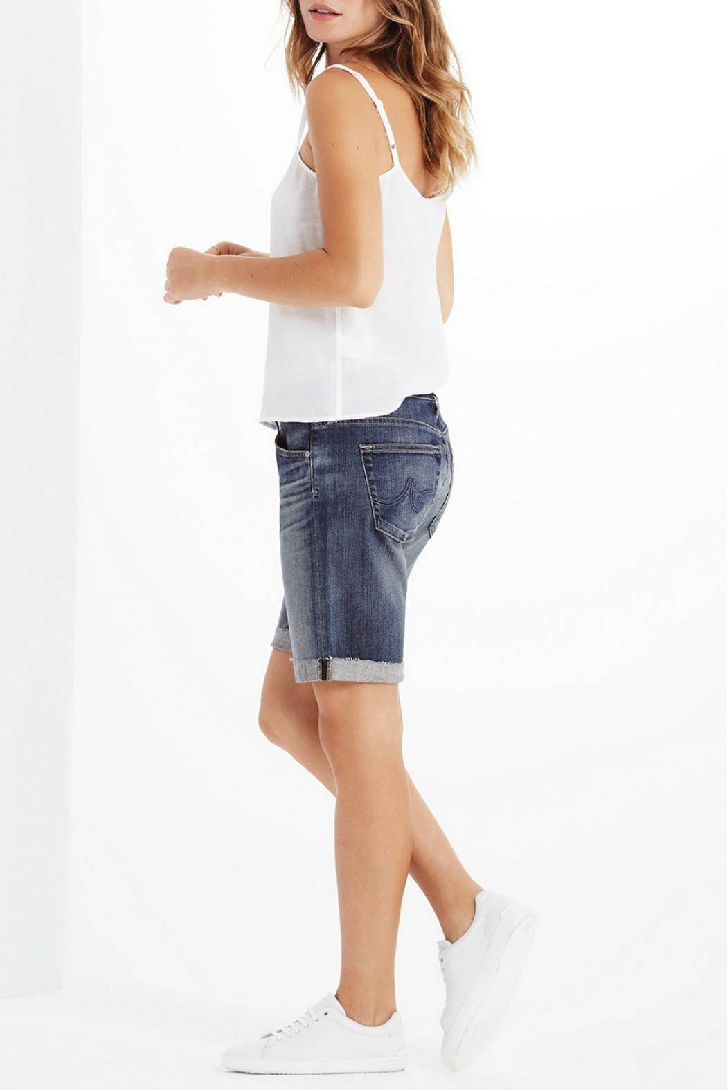 AG Jeans Nikki Shorts - Side Cropped Image