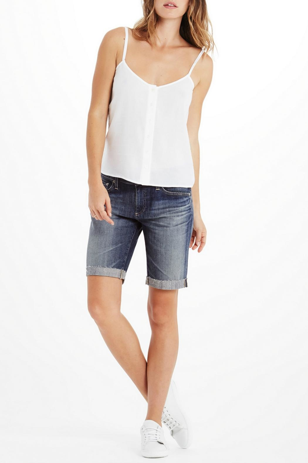 3927145322 AG Jeans Nikki Shorts from Canada by Era Style Loft — Shoptiques