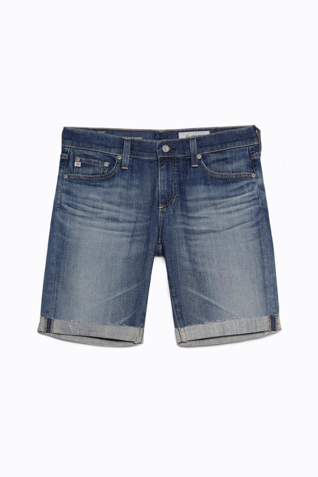 AG Jeans Nikki Shorts - Back Cropped Image