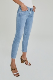 AG Jeans Prima Crop - Side cropped