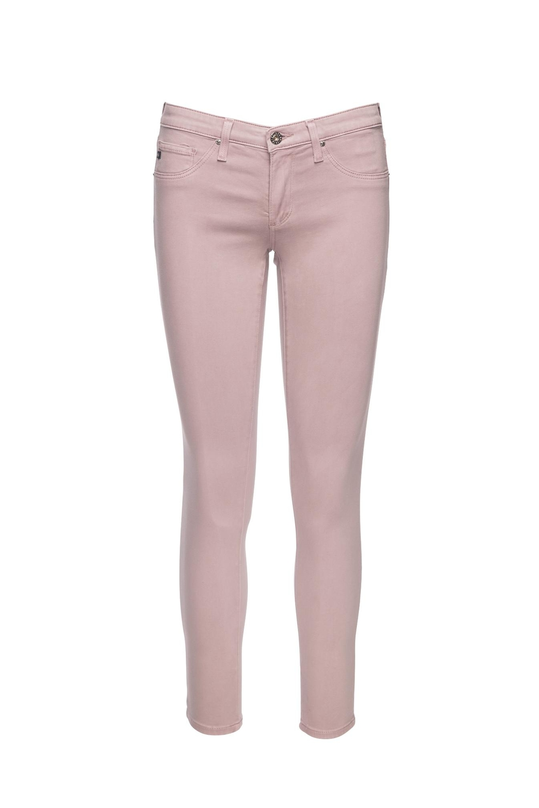 AG Jeans Sateen Legging Ankle Jeans - Main Image