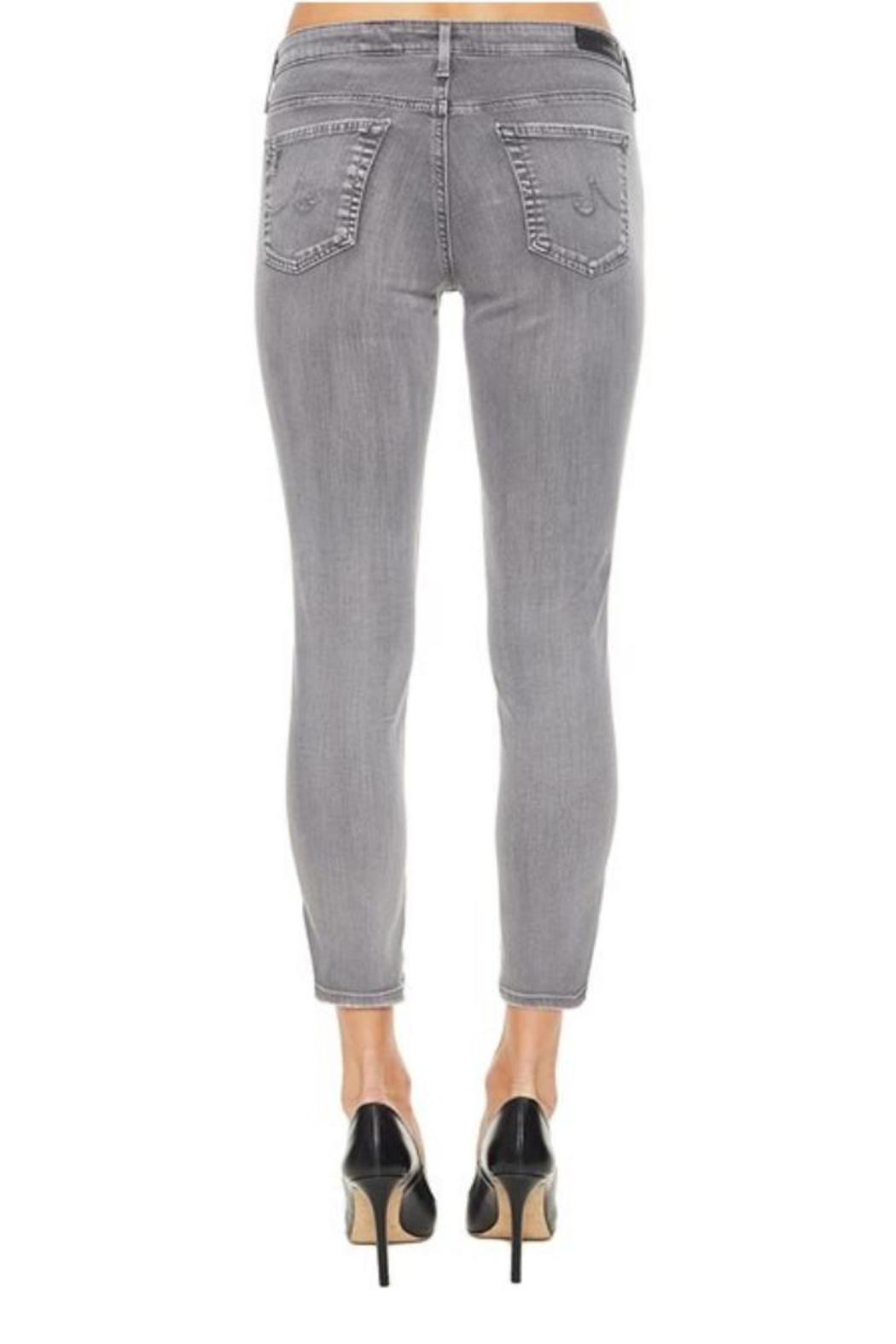 AG Jeans Stilt Crop Sun-Faded - Front Full Image