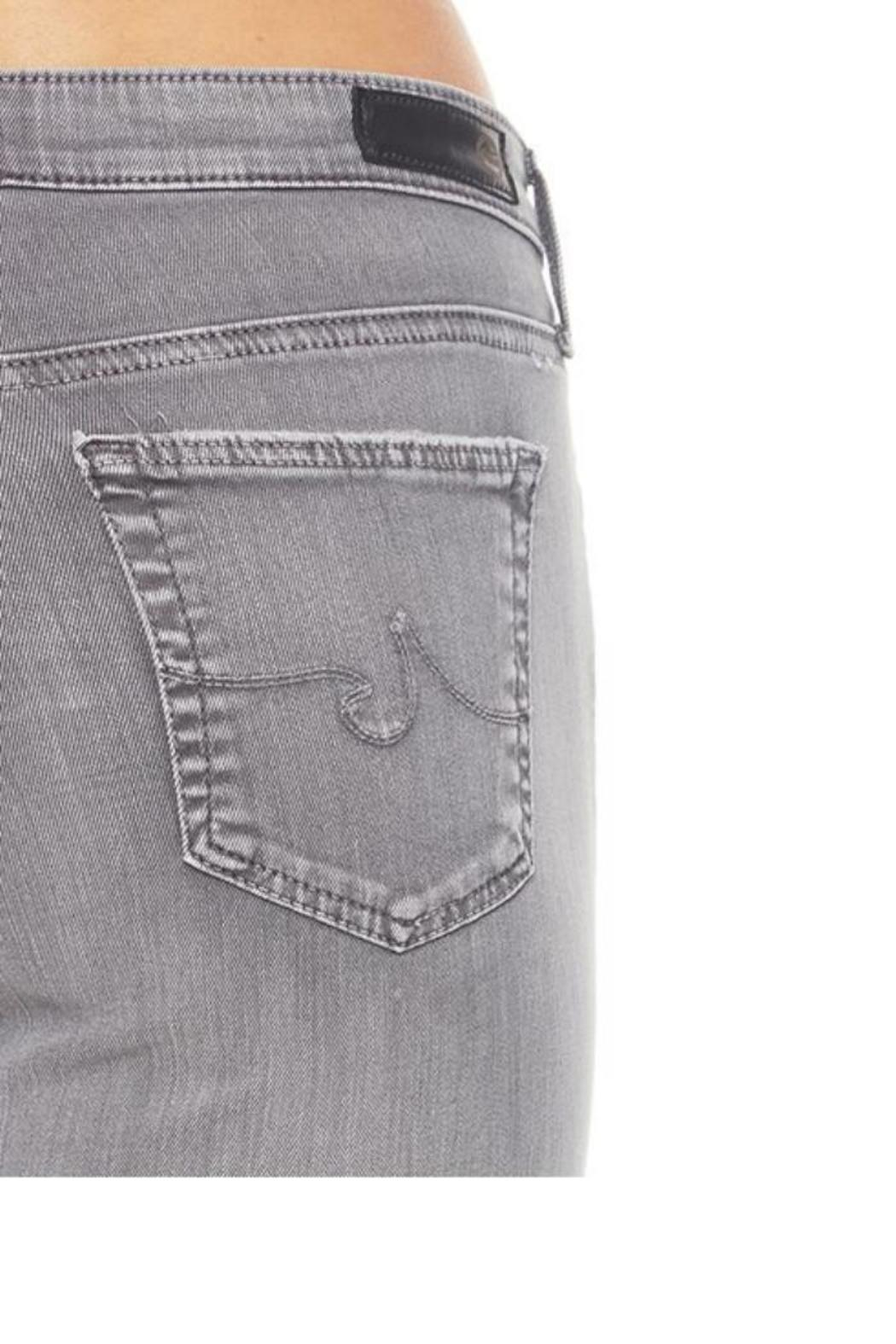 AG Jeans Stilt Crop Sun-Faded - Back Cropped Image