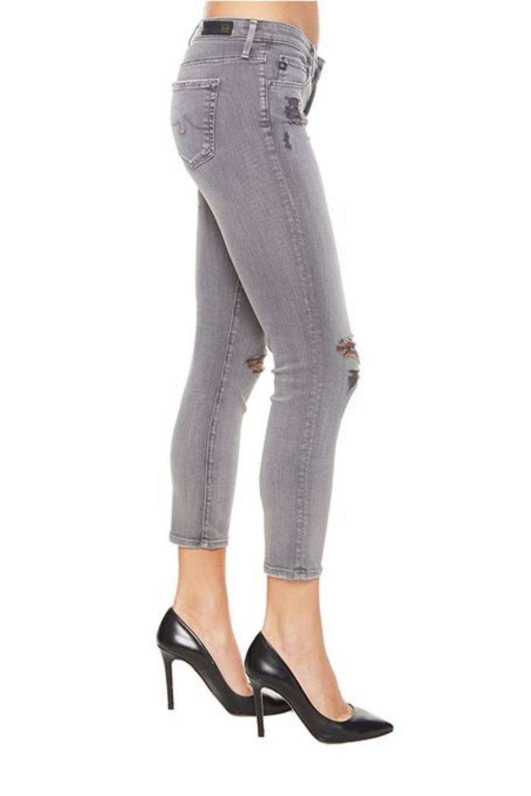 Ag Jeans Stilt Crop Sun Faded From Canada By Era Style