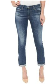 AG Jeans Stilt Roll-Up Crop - Product Mini Image