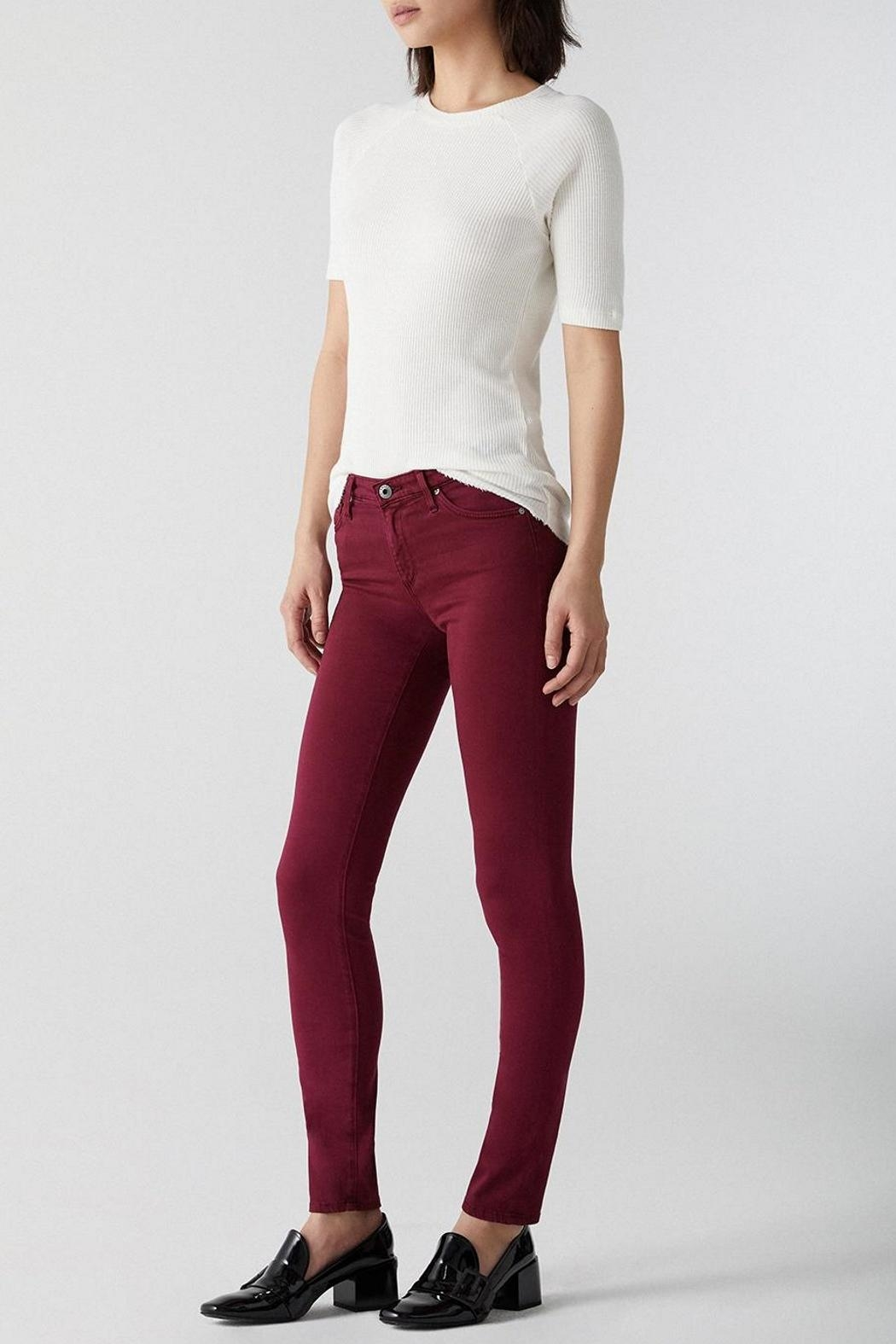 AG Jeans The Prima - Front Full Image