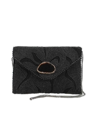 Mary Frances Agate Beaded Clutch - Product Mini Image