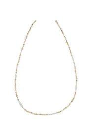 Chan Luu Agate Layering Necklace - Product Mini Image