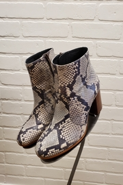 Kanna Agate Snake Skin Bootie - Product Mini Image