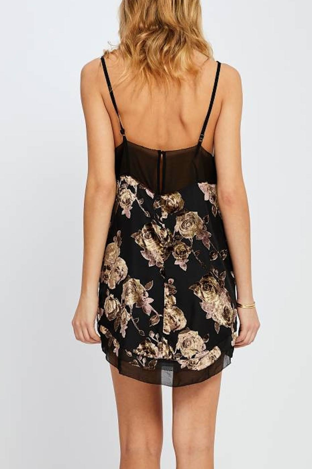 Gentle Fawn Agatha Dress - Side Cropped Image
