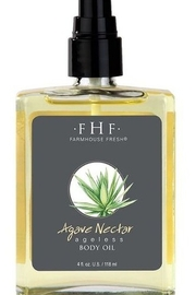 Farmhouse Fresh Agave Nectar Ageless Body Oil - Product Mini Image