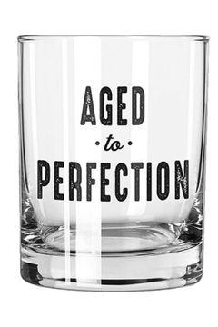 Maison A Aged to Perfection Rocks Glass - Product List Image