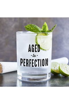 Maison A Aged to Perfection Rocks Glass - Alternate List Image