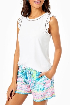 Lilly Pulitzer  Agee Top - Product List Image