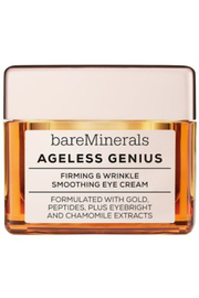 bareMinerals AGELESS GENIUS™ FIRMING & WRINKLE SMOOTHING EYE CREAM Ultra-Rich Anti-Aging Eye Cream - Product Mini Image