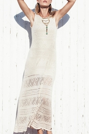 Aggel Knit Long Dress - Product Mini Image