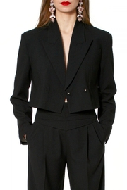AGGI Blazer Giorgia Neutral Black - Product Mini Image